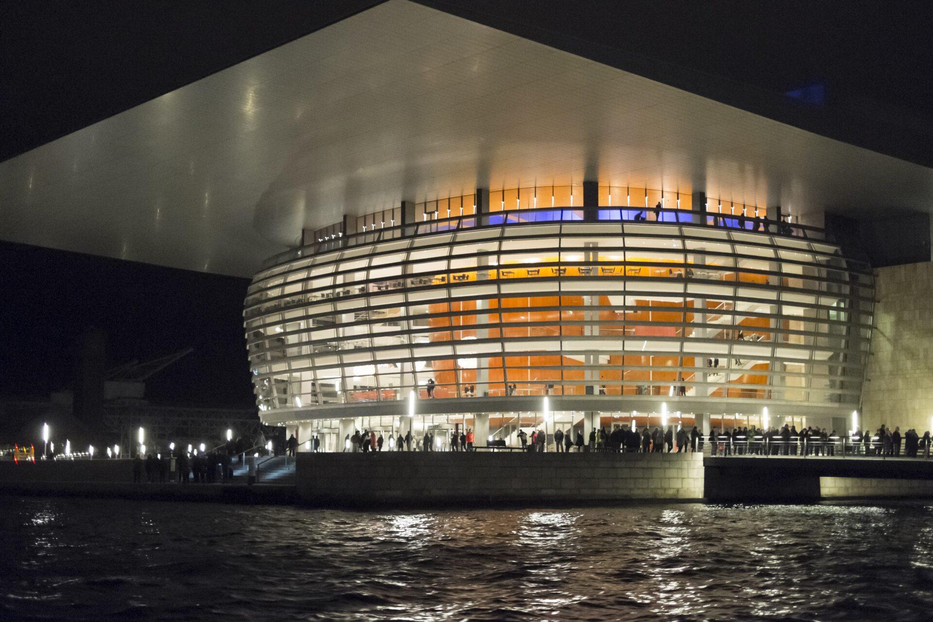 The Opera House: Nicolai Perjesi